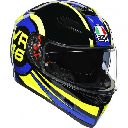 Agv K-3 Sv Top MPLK Ride 46 full face helmet