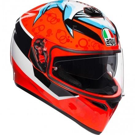 Agv K-3 Sv Multi MPLK Attack full face helmet