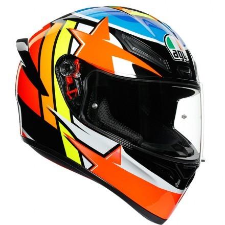 Agv casco integrale K1 Replica Rodrigo