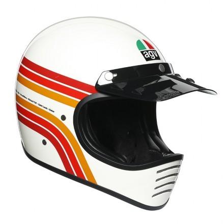Agv casco integrale X101 Mono Ece - Dakar 87