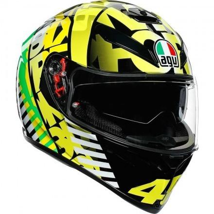 Agv K-3 Sv MPLK Top Tribe 46 full face helmet