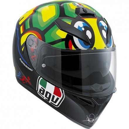 Agv K-3 Sv MPLK Top Tartaruga full face helmet
