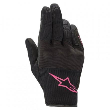 Alpinestars Stella S Max Drystar® glove - 1039 Black Fuchsia
