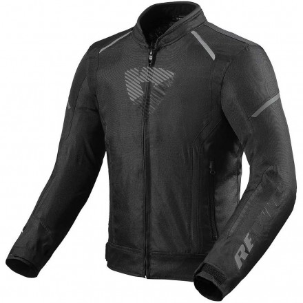 Rev'it Sprint H2O man jacket - Black-Anthracite