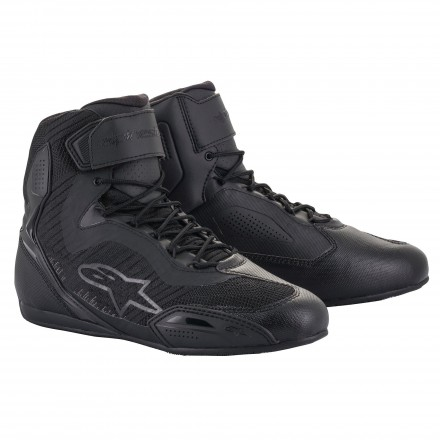 Alpinestars scarpa donna Stella Faster-3 Rideknit - 104 Black/Anthracite