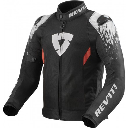 Rev'it Quantum 2 Air man jacket - Black-White