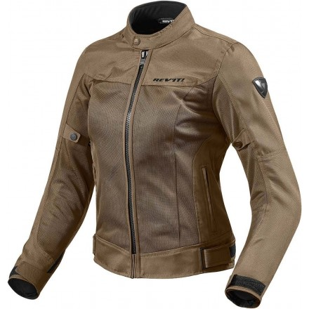 Rev'it lady jacket Eclipse - Brown