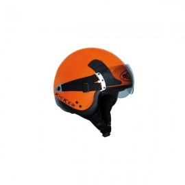 Roof casco Kicker arancio