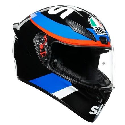 Agv K-1 Replica full face helmet - VR46 Sky Racing Team