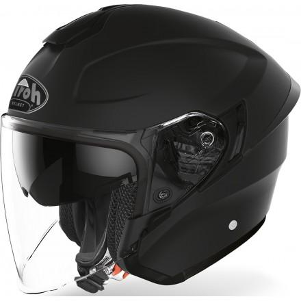 Airoh H.20 Color jet helmet - Black Matt