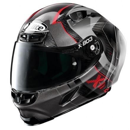 X-Lite casco integrale X-803 RS Ultra Carbon Tatanka Carbon 39