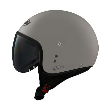 Osbe casco Sphera Profile - Grigio Milano lucido