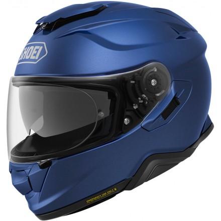 Shoei Gt-Air 2 full face helmet - Matt Blue Metallic