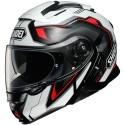 Shoei casco modulare Neotec 2  - Respect TC1 Bianco/Nero