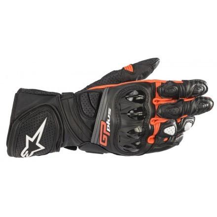 Alpinestars GP Plus R V2 leather glove - 1030 BlackRedFluo