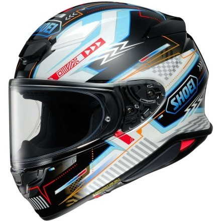 Shoei casco integrale Nxr2 Arcane TC-10