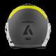 Airoh Helios Up casco jet - Grey Matt