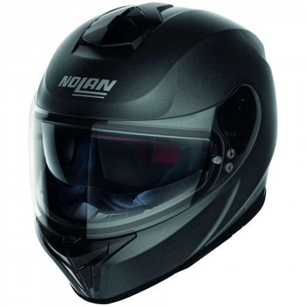 Nolan casco integrale N80-8 Special N-Com - 9 Black Graphite