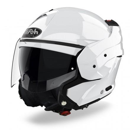 Airoh casco modulare Mathisse - Bianco Lucido