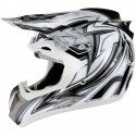 Airoh casco motocross Dome C2 - Grey