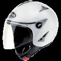 Airoh JT Color jet helmet - White Gloss