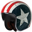 Origine casco vintage jet Sprint - rebel star taglia S
