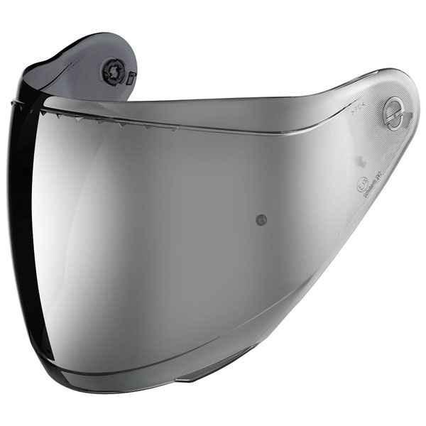 Visiera per casco nolan N62//N63/a specchio argento
