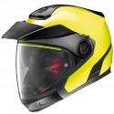 Nolan casco componibile N40-5 gt Hi visibility n-com - 22 Fluo Yellow