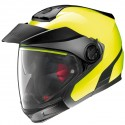 Nolan N40-5 GT Hi visibility n-com modular helmet - 22 Fluo Yellow