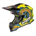 Nolan N53 Practice replica cross helmet - 29 Davies - Sepang