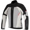 Alpinestars giubbotto uomo Ares Gore-tex® - 131 Grey-Red taglia L