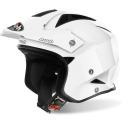 Airoh casco trial Trr S Color - White Gloss