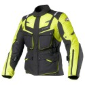 Clover scout-2 wp jacket - Black/Yellow