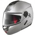 Nolan N90-2 Special n-com flip up helmet - 11 Salt Silver
