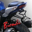 Biondi portatarga 8901022 per suzuki gsx-r1000 2009
