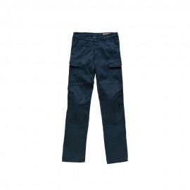 Blauer pantalone Stuart Cargo