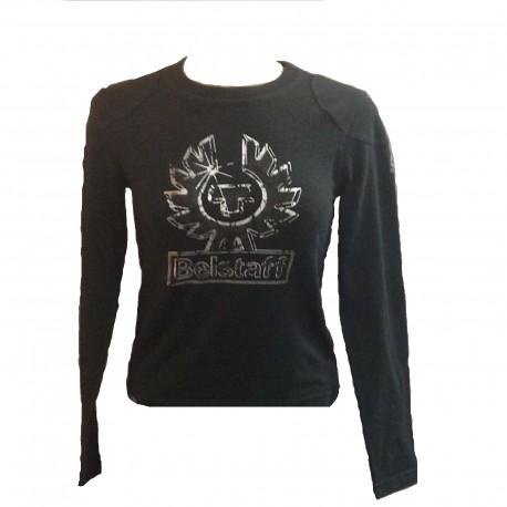 Belstaff T-shirt donna Pm Logo