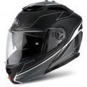 Airoh Phantom S Spirit flip up helmet - Black Matt