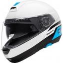 Schuberth casco modulare C4 - Pulse White taglia XXL