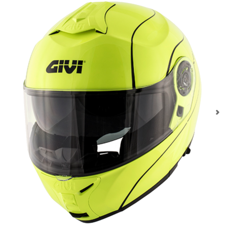 Givi casco x.21 Challenger Graphic Yellow