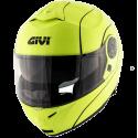 Givi X.21 Challenger Graphic flip up helmet - NeonYellow