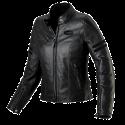 Spidi Ace lady leather jacket - 026 Black