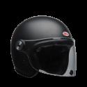 Bell casco jet Riot - Nero opaco