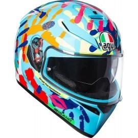 Agv casco K-3 Sv Pinlock Top - Misano 2014