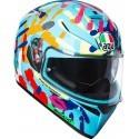 Agv K-3 Sv Pinlock Top Misano 2014 full face helmet