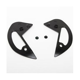 Shoei Set base piatto mentoniera per casco Multitec