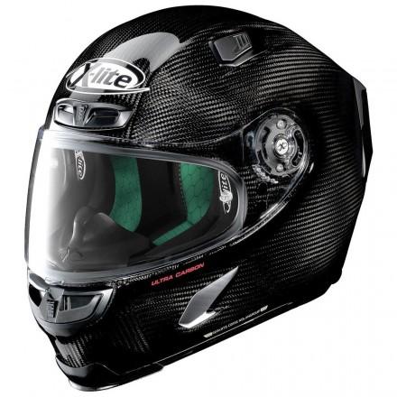 X-Lite casco X-803 rr Ultra Carbon - Puro