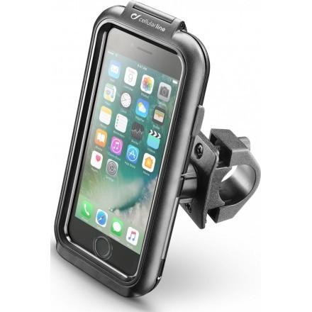Cellularline supporto per Iphone 7 Plus per manici tubolari
