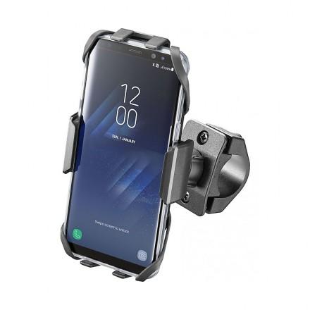 Cellularline supporto smartphone universale MotoCrab per manici tubolari