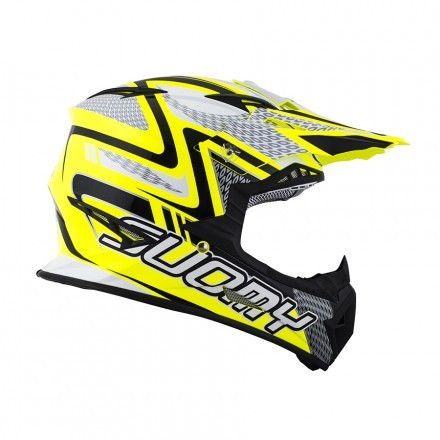 Suomy casco Rumble - Snake